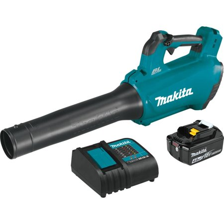 Makita-XBU03SM1 18V LXT Lithium-Ion Brushless Cordless Blower Kit (4.0Ah)