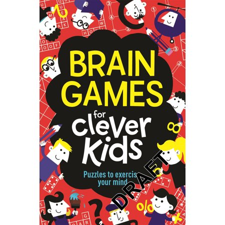 Brain Games for Clever Kids : Puzzles to Exercise Your Mind - Clever Halloween Names For Food