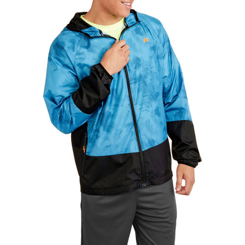 Russell Big Men's Woven Track Performance Jacket