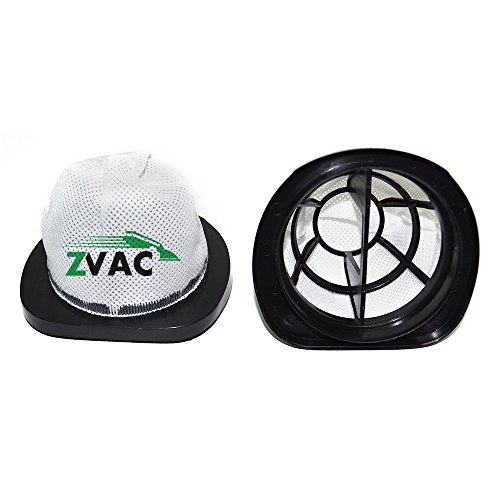 2 Bissell HEPA Style 38B1 Vacuum Filters Fit 3 in 1 Lightweight Stick Vacuum, Compare to Part # 203-7423 Made by ZVac