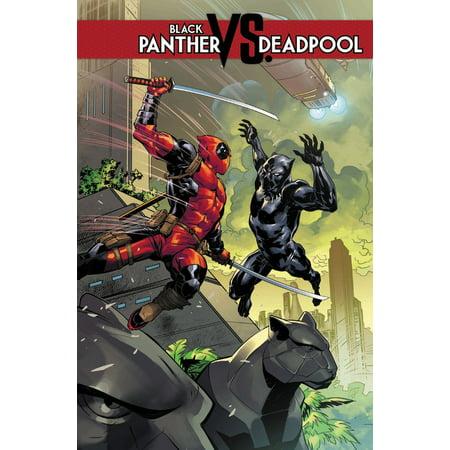 Cable Vs Deadpool (Black Panther vs. Deadpool)