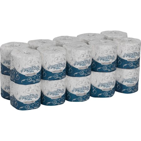 Designer Bathroom Tissue (Angel Soft Double-Roll White 2-Ply Sheet Bathroom Tissue, 400 sheets, 20 count )