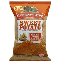 Tortilla & Corn Chips: Garden of Eatin' Sweet Potato