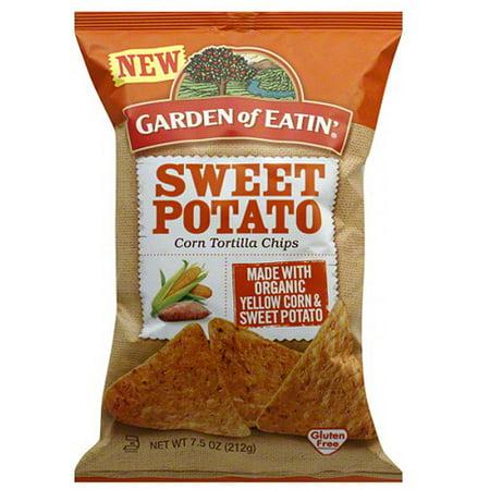 Garden of Eatin' Sweet Potato Corn Tortilla Chips, 7.5 oz (Pack of 12)](Halloween Tortilla Chips)