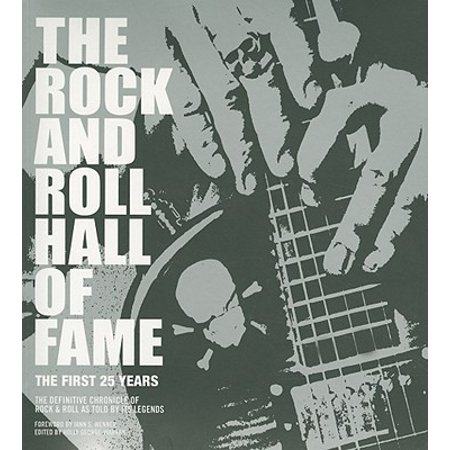 The Rock and Roll Hall of Fame : The First 25