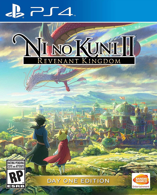 Ni No Kuni Revenant Kingdom, Bandai/Namco, PlayStation 4, 722674120777