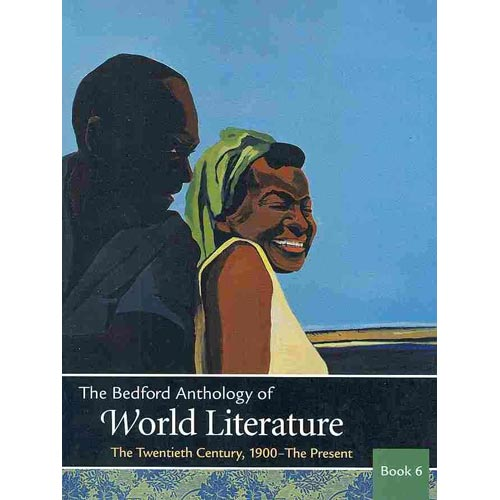the norton anthology of world literature essay World literature i is a survey of some of the major works of literature across the world from  the norton anthology of world literature 3rd  and an essay.