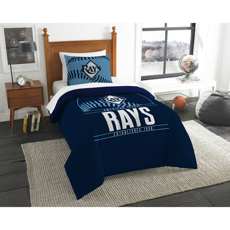 Tampabayrays Com (Tampa Bay Rays The Northwest Company Grand Slam Twin Comforter)