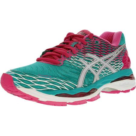ASICS Asics Women's Gel Nimbus 18 LapisSilverSport Pink
