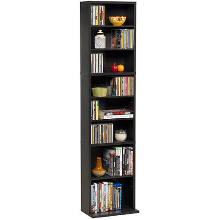 Summit Media Storage Cabinet  Espresso