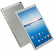 11.6inch 6GB+64GB WiFi Tablet Android 8.0 HD 1960 x 1080 Bluetooth Game Tablet Computer With Dual Camera Support Dual SIM Card And Dual Standby Silver