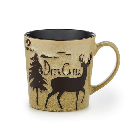 Mossy Oak 16 Ounce Coffee Mug Deer Creek