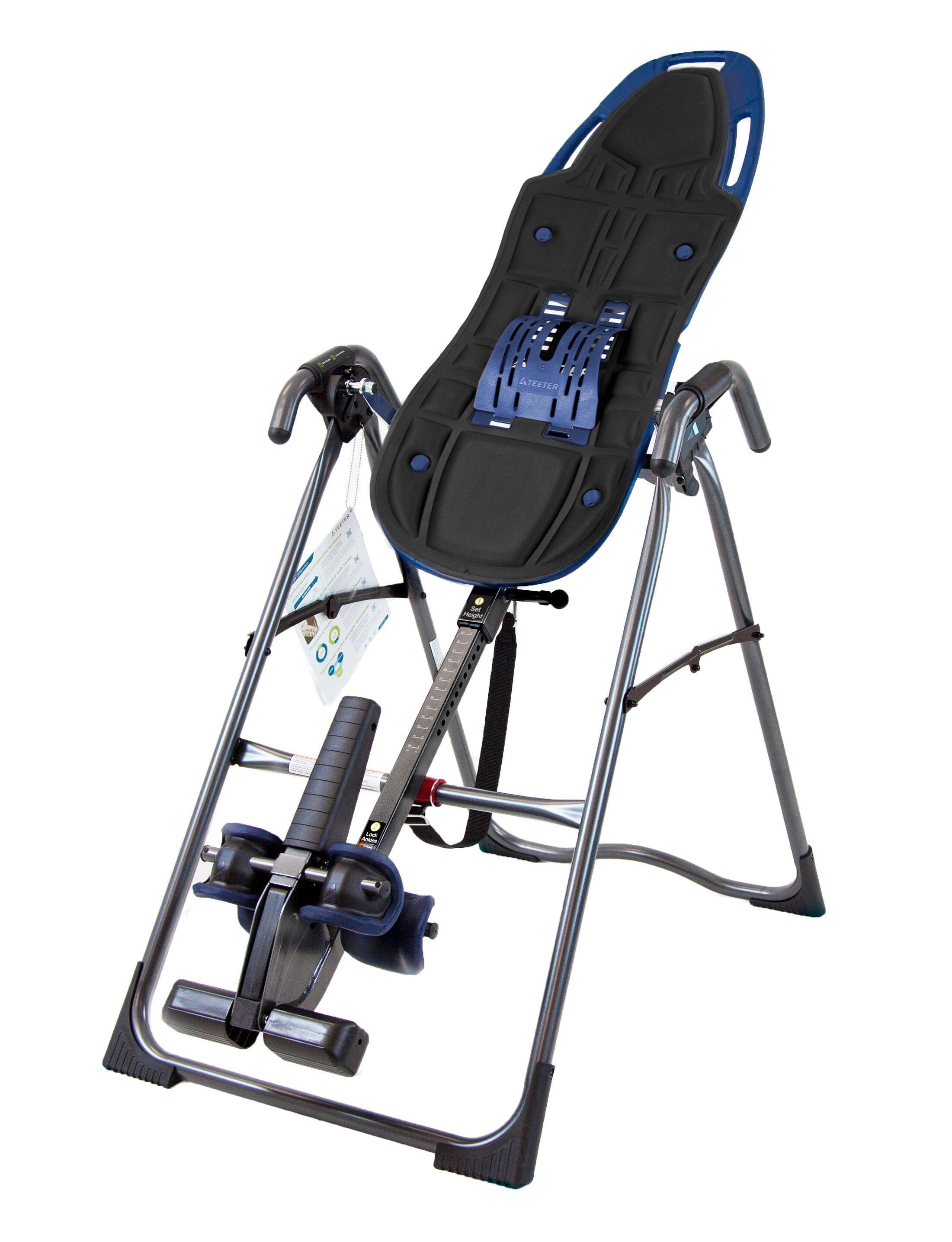 Teeter 900LX Inversion Table with Back Pain Relief DVD by Teeter