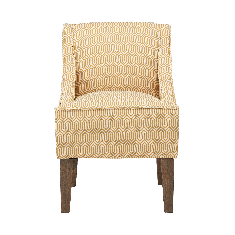 better homes and gardens geo swoop chair  walmartcom -