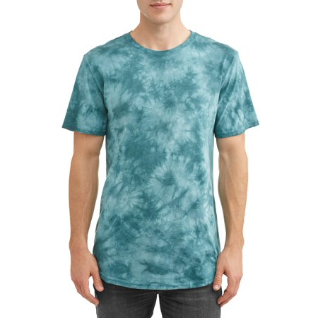 George Men's Elongated Tee, Up to 5XL