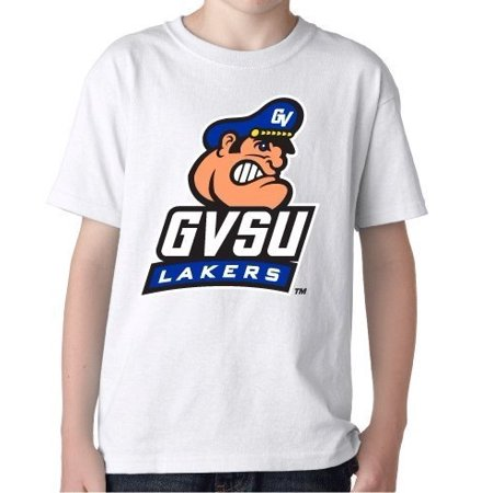 - J2 Sport Grand Valley State Lakers NCAA Big Mascot Youth T-shirt