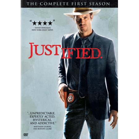 Justified: The Complete First Season (DVD) ()