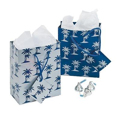 IN-3/7537 Small Luau Gift Bags Per Dozen