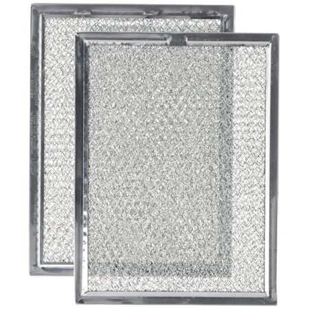 Replacement Microwave Oven Grease Filter For Frigidaire 5303319568, 2 Filters Ensure that your microwave continues functioning well using the Frigidaire Grease Filter 5303319568. It helps to keep grease out of the microwave venting system so it performs properly. It's compatible with Frigidaire part number 5303319568 as well as various Frigidaire oven range hoods, countertop microwave ovens and over-the-range microwave ovens to meet the specific needs of your household appliances. This replacement grease filter is lightweight and easy to install so you can put it to use quickly. It's available in a set of two individually sealed pieces so you can stock up and keep a fresh one handy when needed. This part stores well in a cabinet or on a shelf until needed.