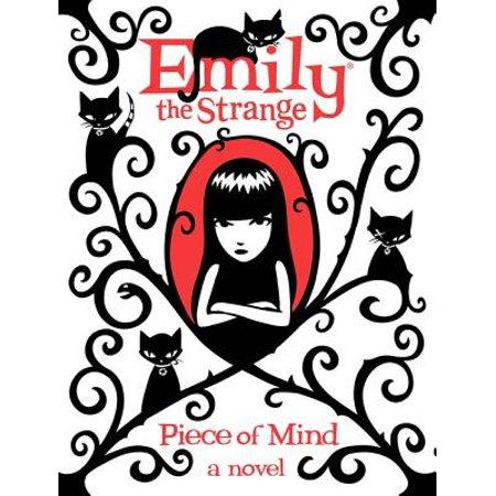 Emily the Strange: Piece of Mind - eBook (Emily Strange Halloween)
