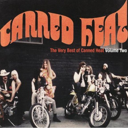 Very Best of Canned Heat 2 (CD) (Digi-Pak) (Canned Heat The Very Best Of)