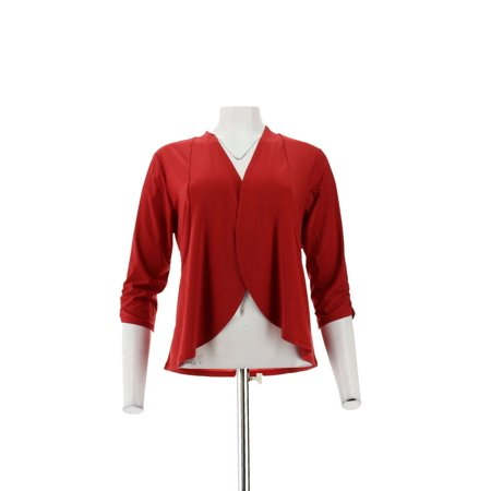 - IMAN Global Chic Luxury Resort Cascading Cardigan 601-995