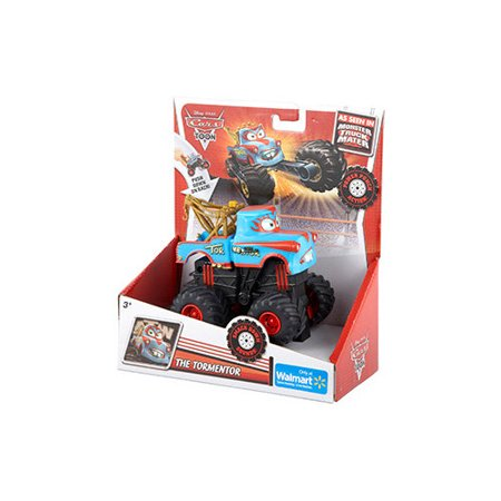 Disney Cars Monster Truck Walmart Com