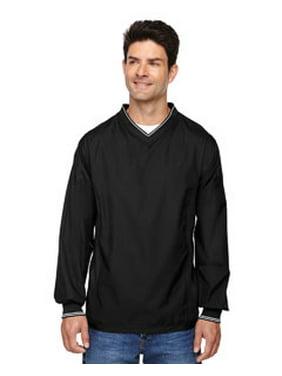 Ash City - North End Adult V-Neck Unlined Wind Shirt