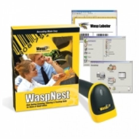 WASP 633808390389 B 1810 WASP, DISCONTINUED, REFER TO 633808931353, BARCODE SCANNER,