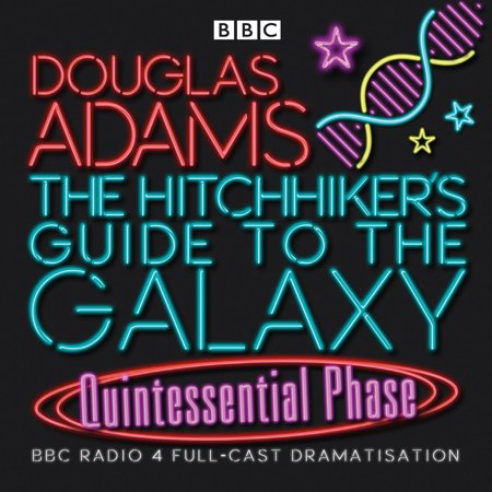 The Hitchhiker's Guide To The Galaxy : Quintessential (Douglas Adams Hitchhikers Guide To The Galaxy Series)