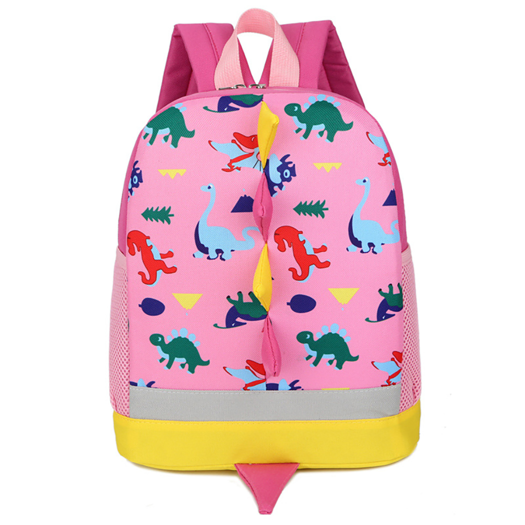 School Backpack, Coofit Lovely Animals Printed Cartoon Bookbag Students Backpack Daypack for Children Kids Boys Girls
