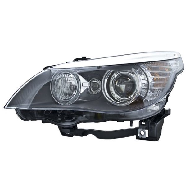 OE Replacement For 2008-2010 BMW 535i Left Headlight