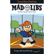Grand Slam Mad Libs