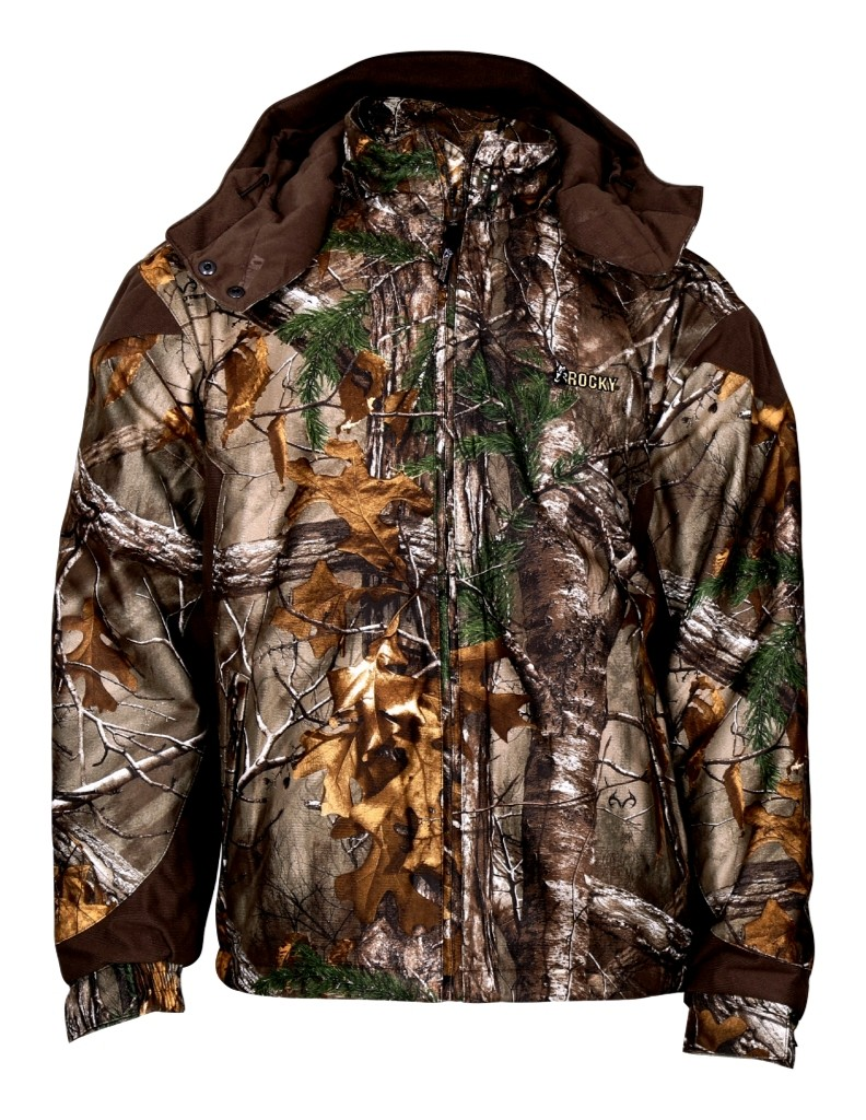 Rocky Outdoor Jacket Mens Prohunter Insulated Parka Lightweight 600405 by Rocky