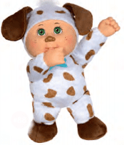 "Cabbage Patch Kids Petting Zoo Friends 9"" Toby Puppy by"