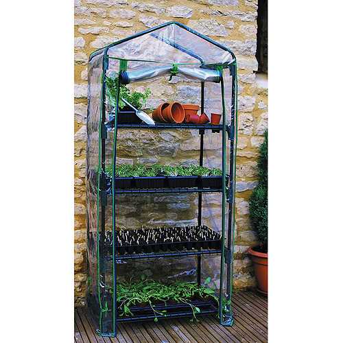 4-Tier Greenhouse Cover by Gardman USA