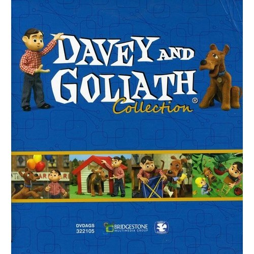 Davey And Goliath: The Complete Collection - Volumes 1 - 12
