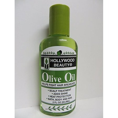 Hollywood Beauty Olive Oil 2 Ounce (59ml)