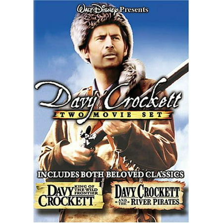 Davy Crockett  King Of The Wild Frontier   Davy Crockett And The River Pirates