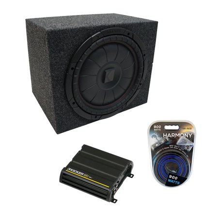 Car Stereo Rearfire Sealed Single 10