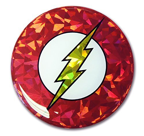 Flash Reflective Domed Decal