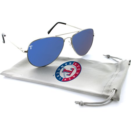 Texas Rangers Estrada Engraved Aviator Sunglasses -