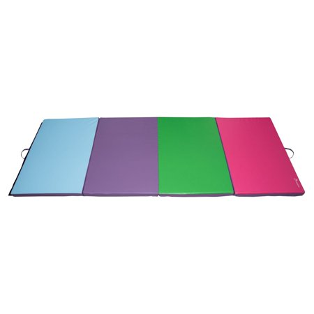 Soozier Gymnastics Tumbling / Martial Arts Folding Mat
