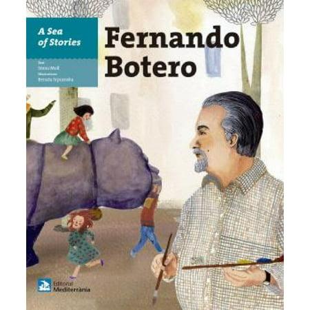 A Sea of Stories: Fernando Botero - eBook
