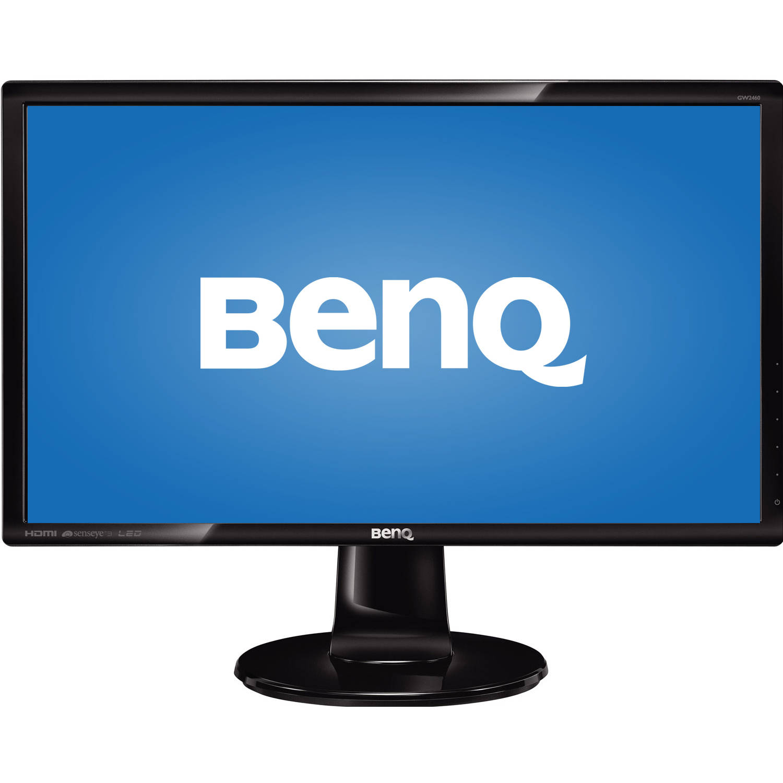 "BenQ 24"" Monitor (GL2460HM Black)"