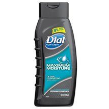 Body Washes & Gels: Dial for Men Maximum Moisture Body Wash