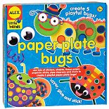 Alex Little Hands Paper Plate Bugs Kit1.0 ea (pack of 1)