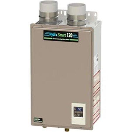 Condensing Boiler (TekSupply 113777 Hydro Smart Condensing Micro-Boiler - Propane 120K BTU )