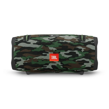 JBL Xtreme 2 Camouflage Portable Bluetooth Speaker