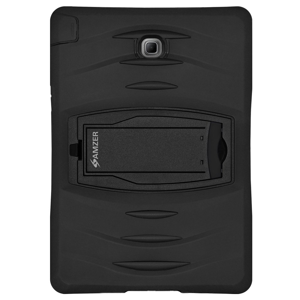 Samsung Galaxy Tab A 8 inch Case Rugged 3 Layer Advance Protection TUFFEN Shock Proof Cover with Built-in Screen Protector